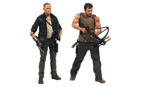 McFarlane Toys The Walking Dead TV Series 4 The Dixon Brothers bc739a28-fc2a-4158-abc2-6fbbb036e54d