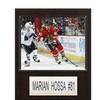 "NHL 12""x15"" Marian Hossa Chicago Blackhawks Player Plaque"