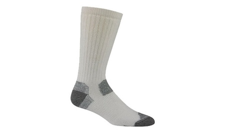 9a2c3354bb5 Wigwam Mills F1369-051-XL Extra Large White Rigger Soft Work Sock (Goods