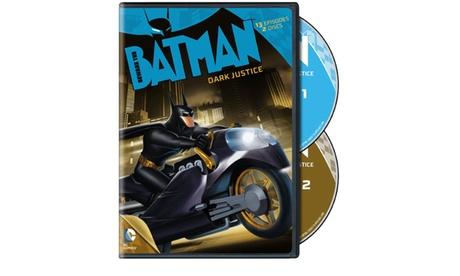 Beware The Batman: Dark Justice (DVD) 7bda55c3-8f44-4072-8f63-9b00becbd9cb