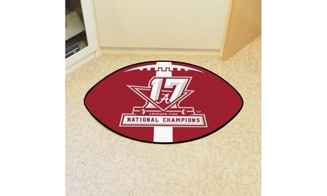 University of Alabama 2017 Football National Champions Football mat a3527e44-a855-4792-aeb8-081ea830c23b