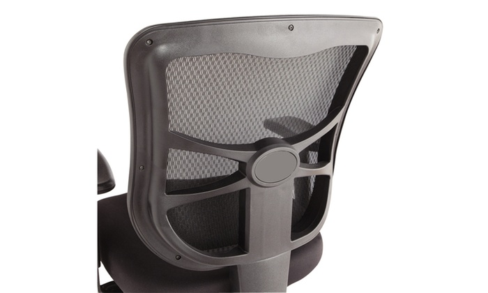 Alera Elusion Series Mesh Mid Back Multifunction Chair