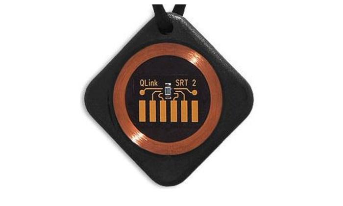 Clarus Q-LINK Classic SRT-2 Black QLink Pendant
