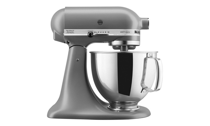 Kitchenaid Artisan Series 5 Qt Stand Mixer W Pouring