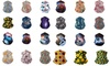 Scarf for Men and Women Neck Gaiter 12 in 1 Floral Printed Scarves 3-Pack