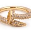Luxury Shining Cubic Zircon Fashion Rings for Women