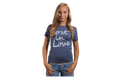 Lost in Love T Shirt