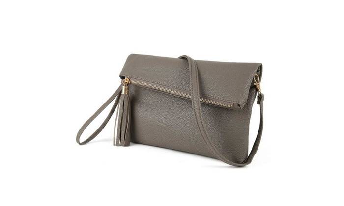 Fashion Boutique Chain Handbag Joker Bag Tassel Female Bag