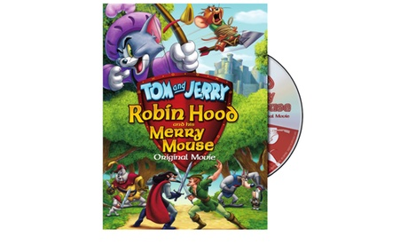 Tom and Jerry Robin Hood and His Merry Mouse (DVD) 6e1d84c3-02b4-4094-bbd3-4941491daa53