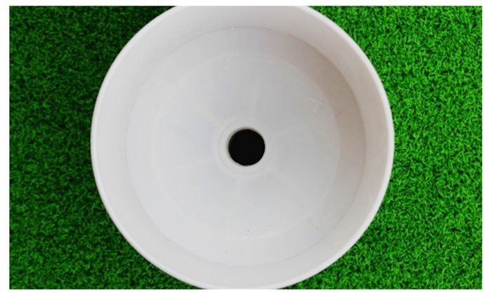 A99 Golf  Practice Training Putting Green Hole Cup II