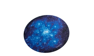 Insten Round Galaxy Mouse Mat High Quality 2mm Thick Pad For PC Laptop