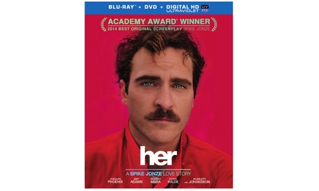 Her (Blu-Ray DVD Digital HD UltraViolet Combo Pack) a24a75d3-96b0-4afa-bba1-079c51eede13