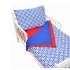 Cotton Percale Toddler Bedding Set