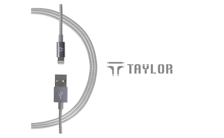 Taylor Tech Charge and Sync Lightning Cable