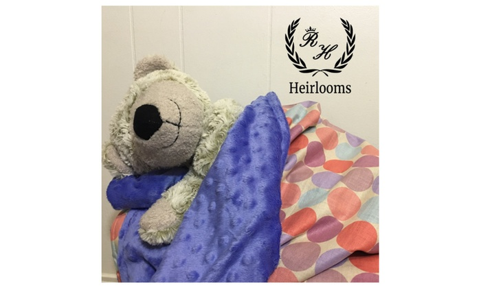 Royal House Heirlooms Crib &Toddler Blankets