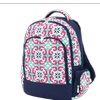 Personalized Mia Tile Laptop Backpack