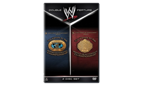 WWE: Champion Collection (DVD) 1182b3d1-cee0-4456-a26d-59e4d395b9d2