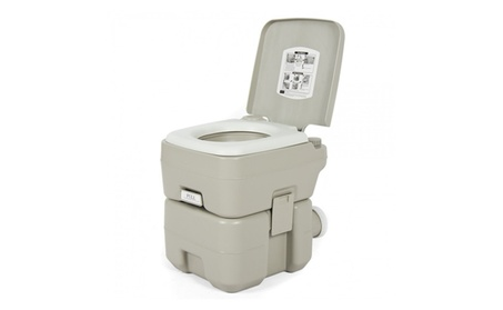 20L Portable Removable Flush Toilet Outdoor Travel Camping Hiking 7a9e2a0b-8d0f-4344-840d-8520381ae115