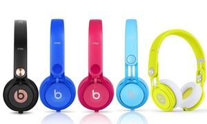 Beats by Dre Mixr On-Ear Headphones (Refurbished A-Grade)