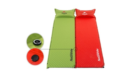 Naturehike Waterproof Automatic Self-Inflatable Air Pad With Pillow 92c12b33-638c-48c3-90e5-280cf72f41c0