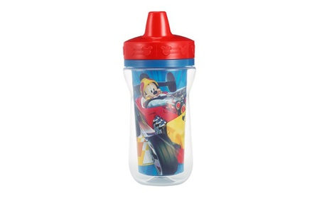 Meal Mates Insulated Hard Spout Sippy Cup - Mickey Mouse, 2 pack 15e3bb9b-85a6-4c31-87ab-6c6b24451b3d
