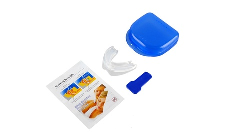 1 o 2 protectores bucales moldeables