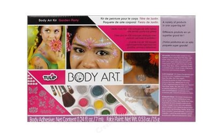 Tulip - Body Art Garden Party Kit