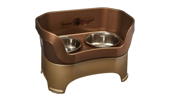 all Sizes Neater Pet Brands Neater Feeder Deluxe Dog The Mess Proof Elevated