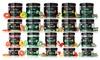 Certified Organic Hemp Derived CBD Infused Gummies (250MG-1000MG)