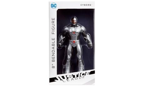 """8"""" Cyborg Bendable (JL New 52) 62675bdb-16fa-462f-b0c7-36d4ee7ca258"""