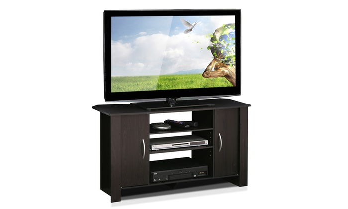 Up To 24 Off On Furinno 42 Tv Stand Groupon Goods