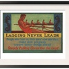 Lagging Never Leads