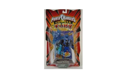 "Power Rangers Jungle Fury 5"" Action Figures - Shark Ranger - 4 years and up / Product Dimensions 11.8 x 6 x 1.4 inches e4f55946-c3dc-4947-89a3-4335cdb7bad6"
