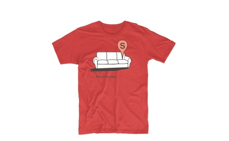 Costee Sheldon Cooper This Is My Spot Big Bang Theory T Shirt c05cde26-8b52-4d60-841e-ab3c8d294a26