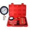 8 Piece Petrol Engine Cylinder Compression Tester Kit For Automotives