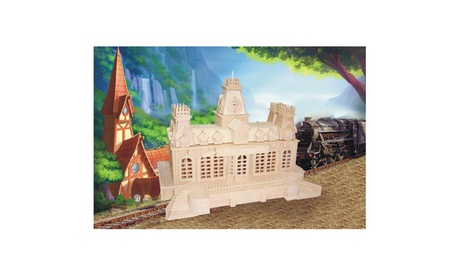 Train Station Wood Puzzle d89111f1-6035-486a-b321-b60ae6f1ccc0