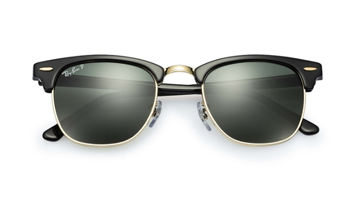 002b53ad1d Ray Ban Clubmaster RB3016 51mm Polarized Sunglasses With G-15 Lens