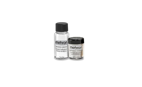 Costumes For All Occasions DD129MLS Metallic Silver Liquid Powder 7cdb9f6f-73ad-4e4f-8b17-db5d8e7bef47