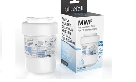 Refrigerator Water Filter GE MWF Smartwater Compatible by BlueFall photo