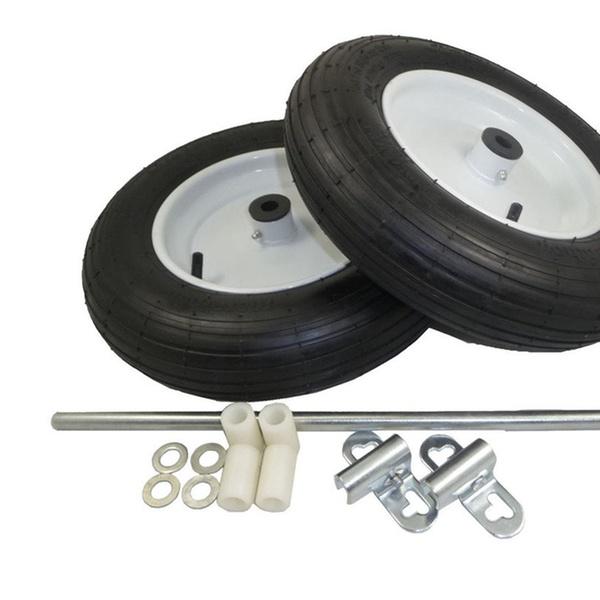 Marathon Industries 20285 Two-Wheel Wheelbarrow Conversion Kit