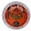 Coffee People K-Cup Dark Roast Black Tiger Coffee