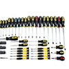 JEGS 69-pc Magnetic Screwdriver set Awls Torx Square Phillips Slotted