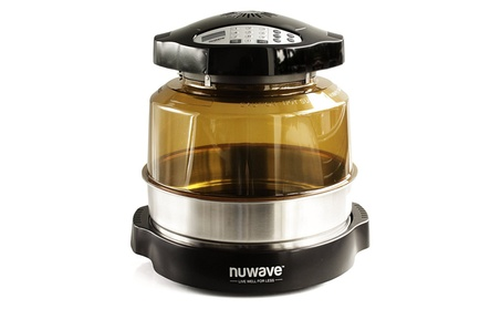 "Nuwave Pro Plus Oven w/ 3"" Extender Ring 91c96929-6d0a-4103-9bdf-c45a9e4828ca"