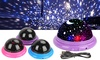 Starry Sky LED Projector Night Light Lamp for Baby Adults Bedroom Party Decor