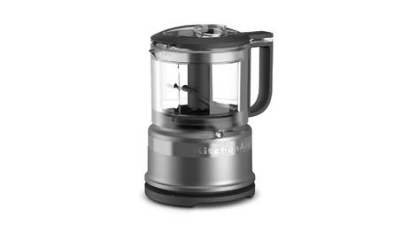 KitchenAid KFC3516CU 3.5 Cup Mini Food Processor, Contour Silver 148e1c5f-32d8-4778-8533-98bfa9ad1e74
