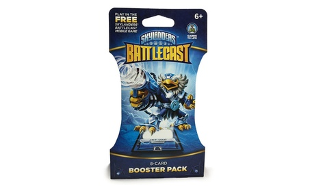 Skylanders Battlecast 8 Card Booster Pack - Cards to Life Assorted Var e2d1ad6a-4050-4ada-bcdd-1f9f0c6d5852