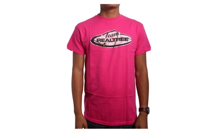 Team Realtree  Pink T-shirt