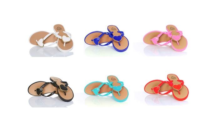 3-Pack Women's Casual Summer Flip-Flops