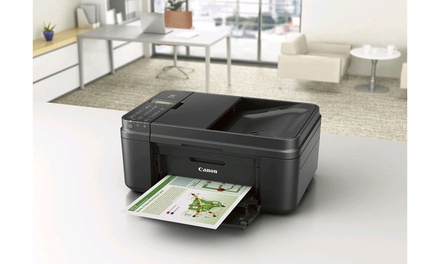 Canon PIXMA MX492 All-in-One Printer, Scanner, Copier, and Fax with WiFi