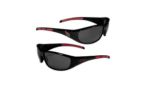 Sports Team Logo NFL Wrap 3 Dot Sunglasses